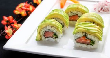 Sushi non giapponese ma cinese