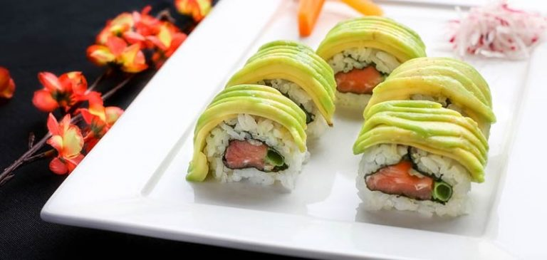 Sushi non è giapponese ma cinese!