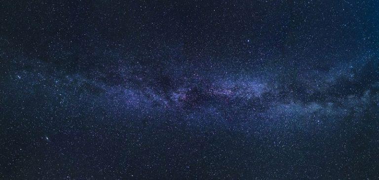 Oggetto enorme ha letteralmente attraverso la Via Lattea
