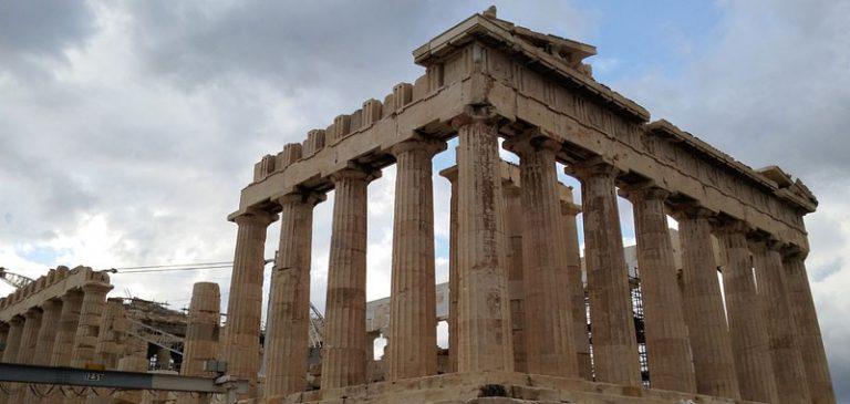 Antichi misteri: Templi greci furono costruiti con le gru