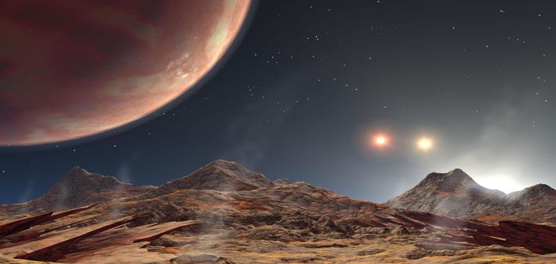 Astronomi Trovata acqua su un altro pianeta