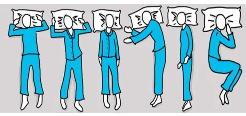 Il modo in cui dormi rivela la tua personalita leggi