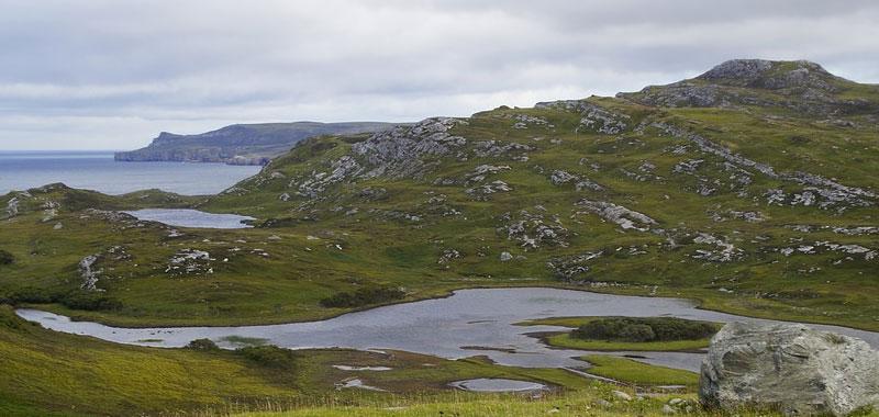 Isole Ebridi un meraviglioso arcipelago in Scozia