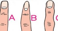 La forma de osso delle dita rivela la tua personalita