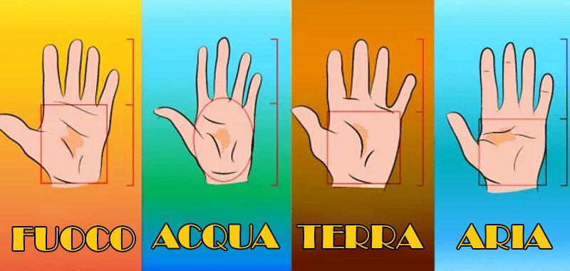 La forma della tua mano rivela tantissimo di te