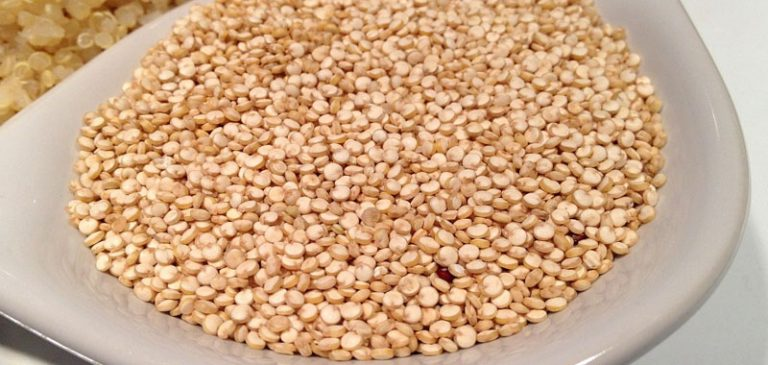 Le proprietà della quinoa, amaranto & Co