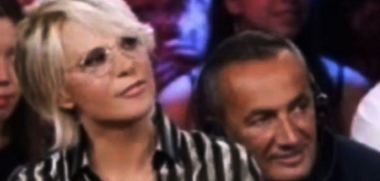 Maria De Filippi e Filippo Bisciglia: Lo scontro!