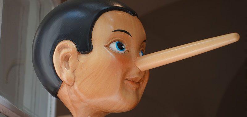 8 bugie che tutti gli uomini dicono