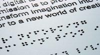 Braille la scoperta che ha cambiato la vita di ciechi ed ipovedenti