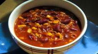 Chili un piccantissimo piatto messicano