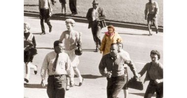 Lady Babushka la misteriosa donna de assassinio di Kennedy