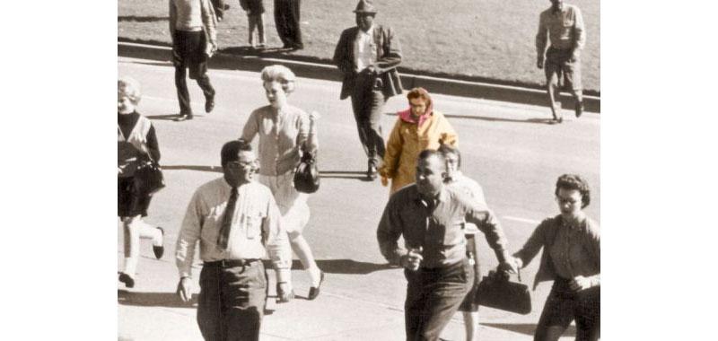 Lady Babushka la misteriosa donna de assassinio di Kennedy