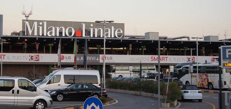 Linate senzatetto ucciso nel parcheggio de aeroporto