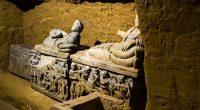 Roma ritrovata la Tomba della Pellegrina