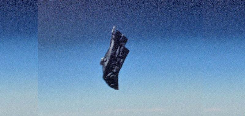 Satellite Black Knight Come ci controllano gli alieni