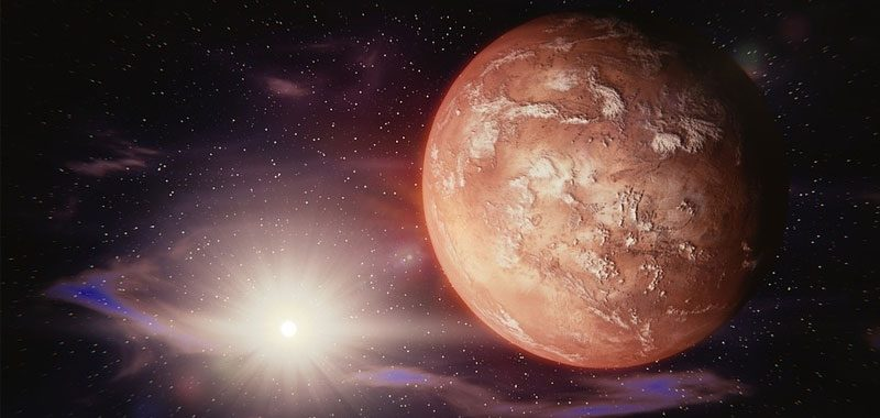 Scienziato Nasa rivela La vita su Marte stata scoperta da tempo