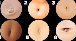Test La forma del tuo ombelico rivela la tua personalita