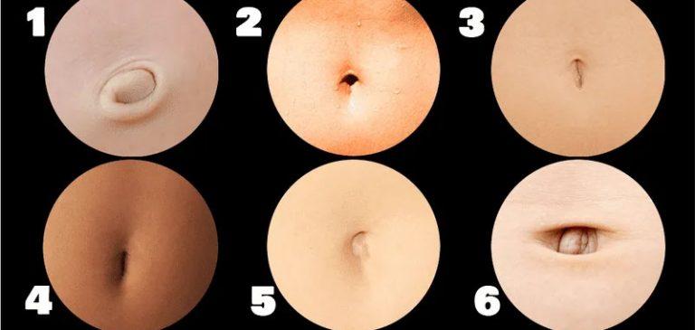 Test: La forma del tuo ombelico, rivela la tua personalità