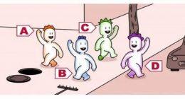 Test della personalita Quale di questi 4 avra un incidente per primo
