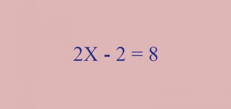 Test matematico per ragazzini, ma riesci a risolverlo?