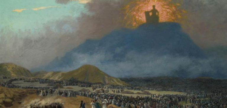 Antica scoperta conferma che Dio incontrò Mosè