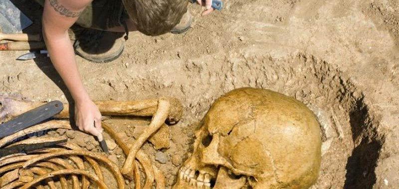 Bashkiria trovati i resti di un uomo gigante