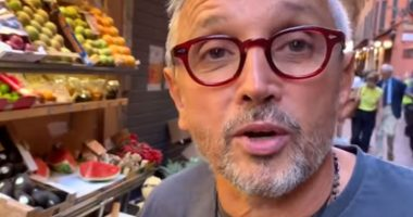 Bruno Barbieri le sue rivelazioni da Silvia Toffanin
