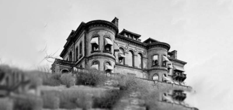 Congelier House La leggenda della casa del diavolo