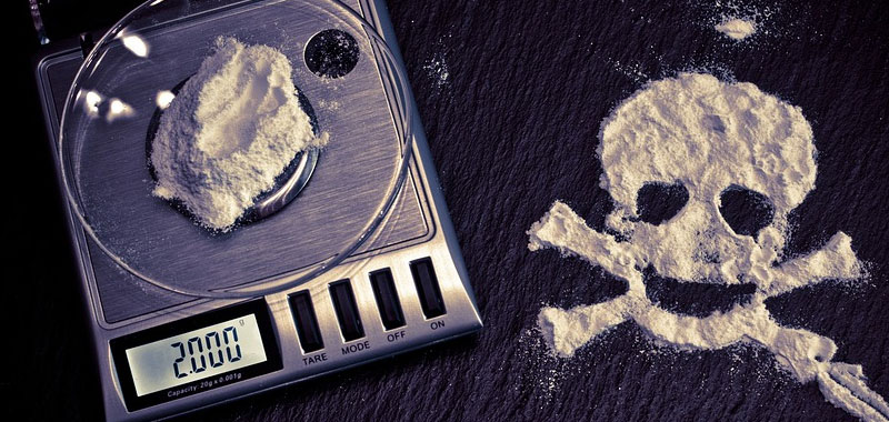Consumo di droghe in aumento lo rivelano le fogne