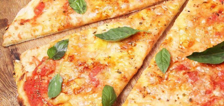 Cos'è la pizza a portafoglio?