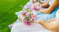 Damigella ecco perche accompagna la sposa a altare