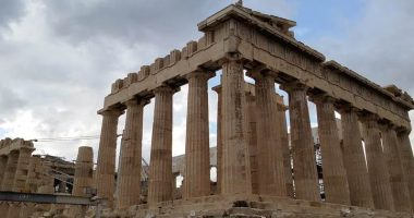Gli antichi templi greci furono costruiti con delle gru
