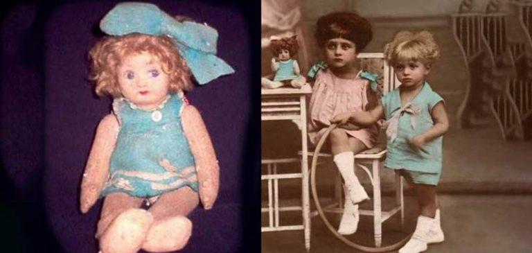 La leggenda di Pupa, la bambola indemoniata