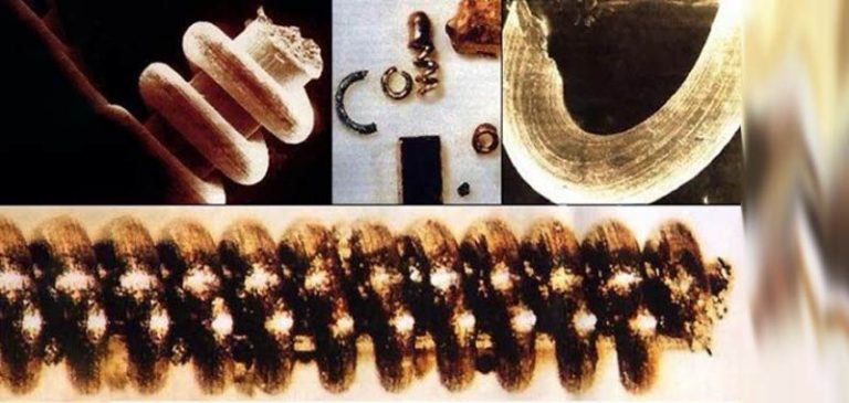 Le nano spirali russe, un mistero ancora irrisolto