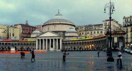 Napoli ancora scuole chiuse per allerta meteo
