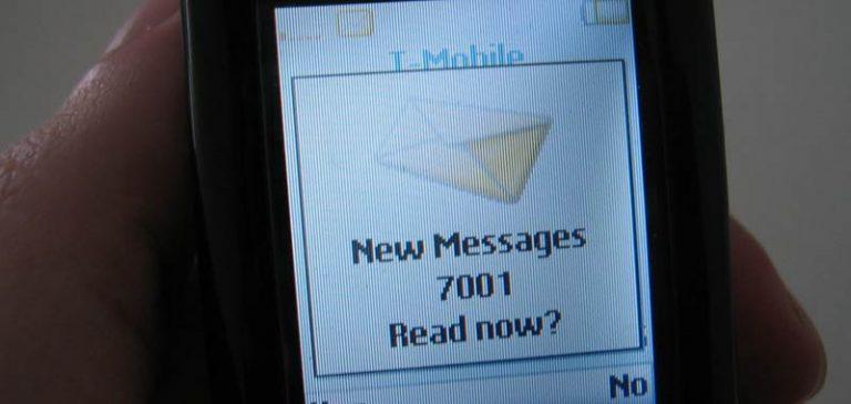 L'inquietante mistero dei numeri inviati a caso nei messaggi