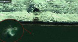 Da un tunnel in Antartide scoperti misteriosi movimenti