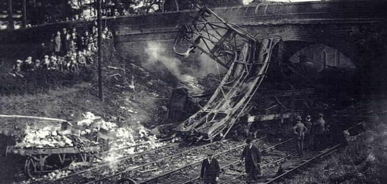 I bambini misteriosi del disastro ferroviario di Charfield