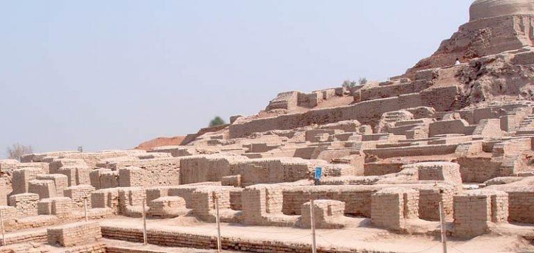 Mohenjo Daro, fu davvero distrutta da un'atomica 4mila anni fa?