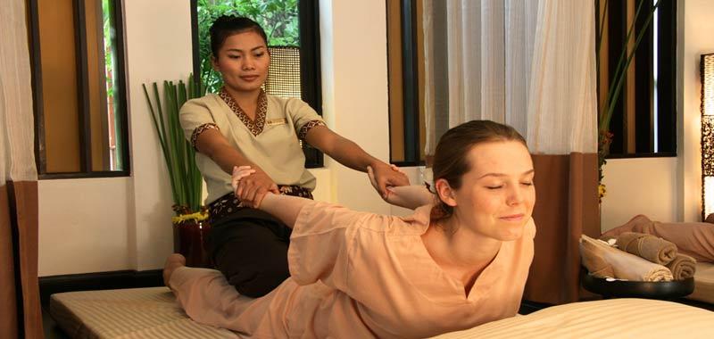 Voglia di relax niente di meglio di un massaggio thai
