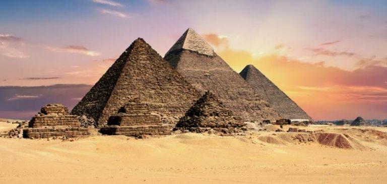 Egitto: Piramidi, nodi di Hartmann e segreti svelati
