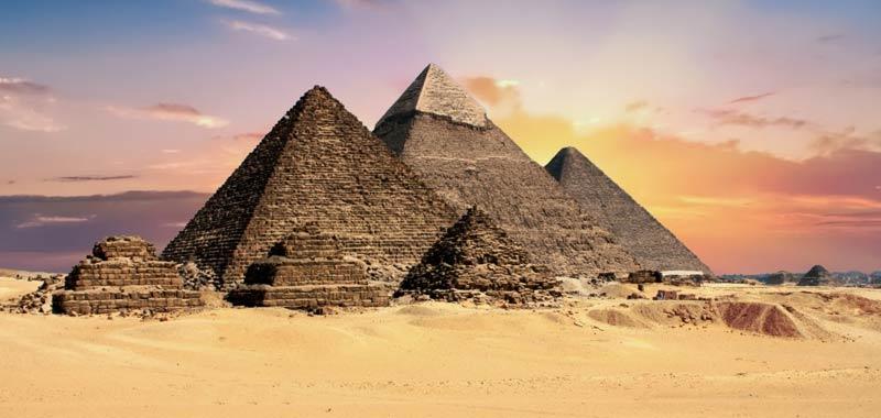 Egitto Piramidi nodi di Hartmann e segreti svelati