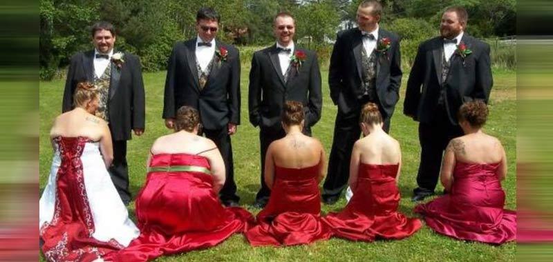 La foto volgare del matrimonio scatena il web divorzio il giorno dopo