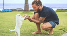 La pesca del cane il nuovo modo per rimorchiare online