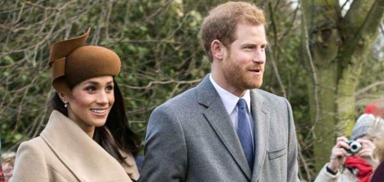 """Londra, Harry e Meghan non saranno più """"reali"""""""