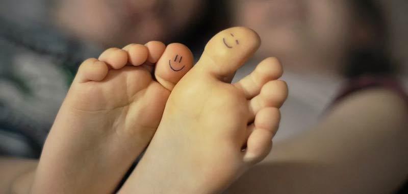 Podomanzia, il futuro scritto nei piedi