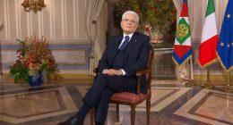 Sergio Mattarella invoca coesione nel discorso di fine anno