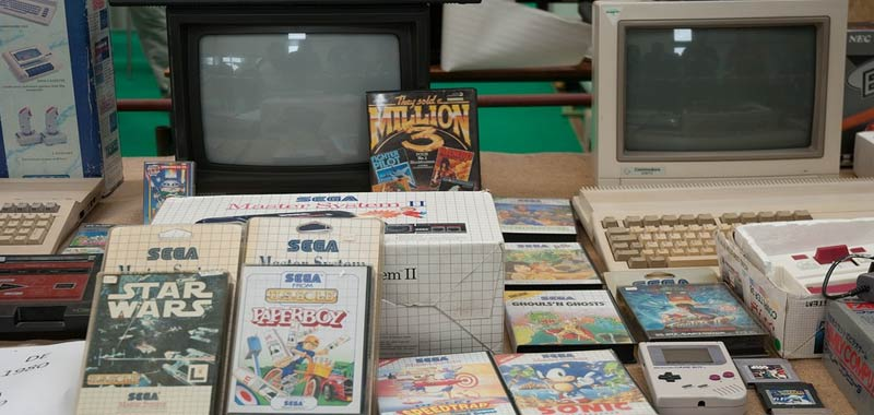 E voi amate il retrogaming