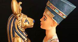 Egitto Ritrovata la tomba della regina Nefertiti