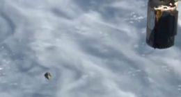 ISS Riprese UFO la Nasa non da spiegazioni